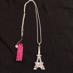 NWT Betsey Johnson Eiffel Tower