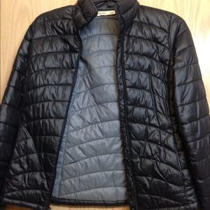 Old Navy black puffer jacket Extra small