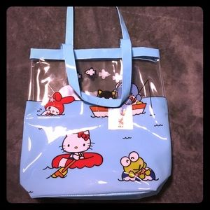 Loot Crate Exclusive Hello Kitty Tote