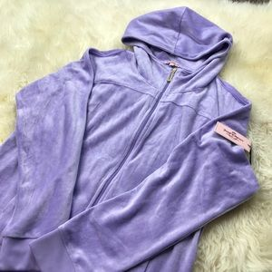NEW!! Purple Juicy Couture Jacket and Pants!!