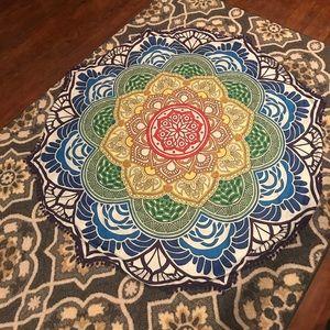 Yogi blanket