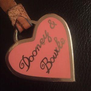 Dooney & Bourke key chain