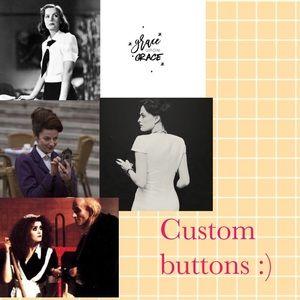 Custom buttons :)