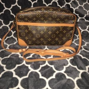 Louis Vuitton Trocadero Monogram Bag
