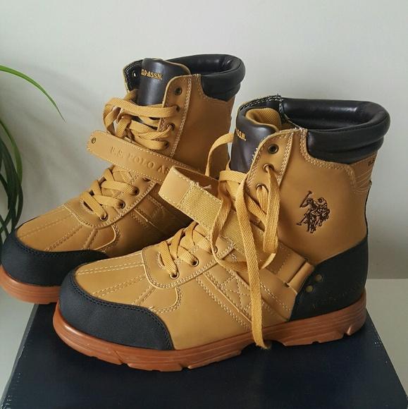 U.S. Polo Assn. Shoes | New Uspa Boots