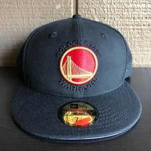 New Era Warriors Chinese New Year Fitted Hat