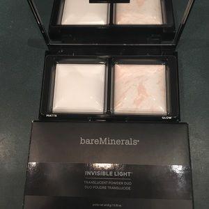 Bare minerals translucent powder pair