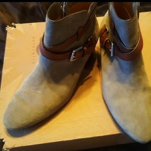 Authentic Coach booties