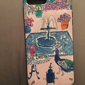 Kate Spade Iphone 6S plus phone cover