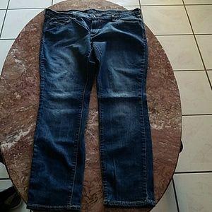 Old Navy Diva skinny jeans size 16