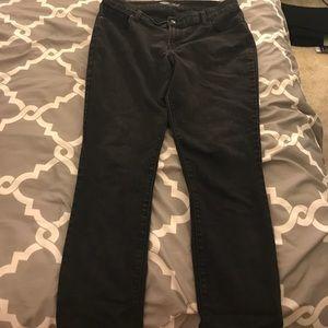 Old Navy Flirt low rise jeans