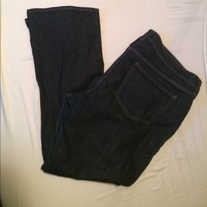 Old Navy The Diva Bootcut Jeans, Short Cut