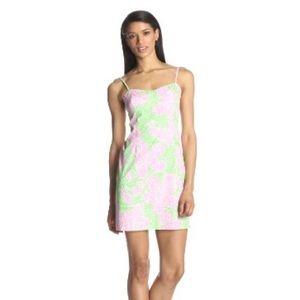 Lilly Pulitzer McCallum Dress in Limeade Cheat Ya