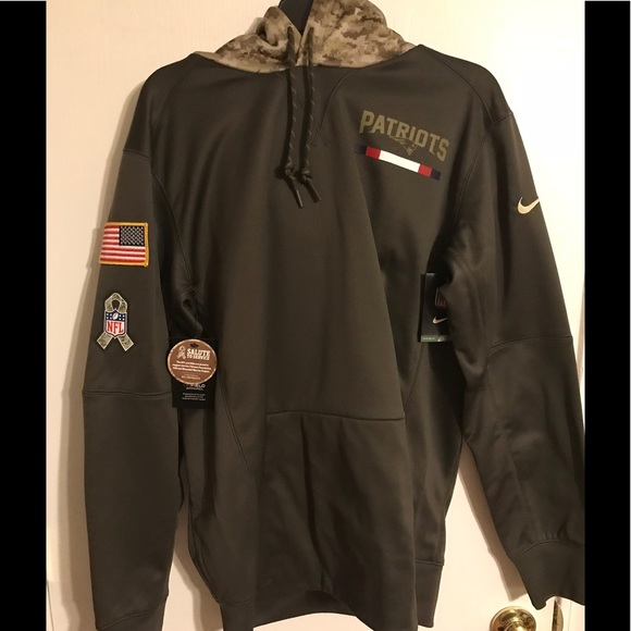 new product abedd 245f0 Men's salute to service hoodie NWT limited edition Boutique