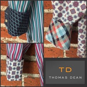 THREE Sexy Thomas Dean Shirts - Perfect Condition