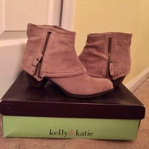 Kelly & Katie Bailey Boot
