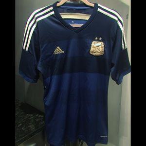 Adidas AFA Soccer shirt