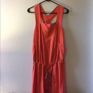 DVF brand dress