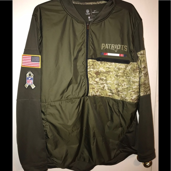 Men s salute to service limited edition jacket NWT. Boutique. Nike bfb5d96b5
