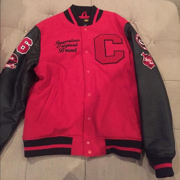 Imperious Jackets Coats Lettermen Jacket Poshmark