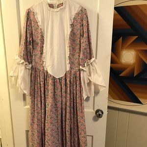 Vintage Re-enactment Dress Revolutionary War