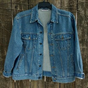 Vintage Blue Denim Jacket
