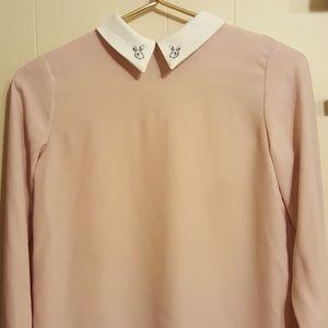 Victoria Beckham for Target Rabbit Bunny Dress L