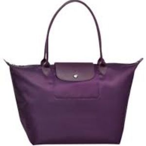 Authentic Longchamp  Le Pliage Neo Large tote bag