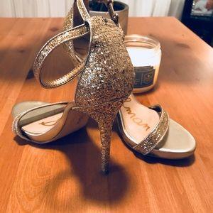 Sam Edelman strappy heels