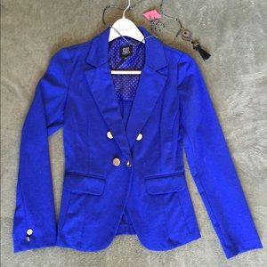 Mine Royal Blue Jacket