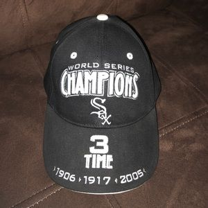 Chicago Whit Sox World Series Champions ball cap