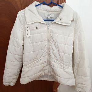 Forever 21 white jacket