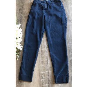 Gap • navy trousers