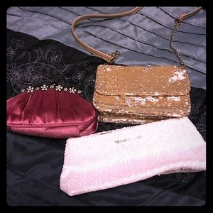 Handbags - 👛 sparkled purses  👛