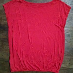 Short sleeve loft shirt