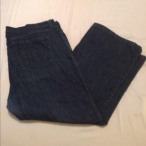 Old Navy jeans - Flirt- Size 16