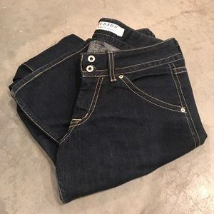 HUDSON Dark Denim Jeans