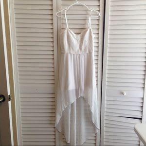 Bcbg whit dress