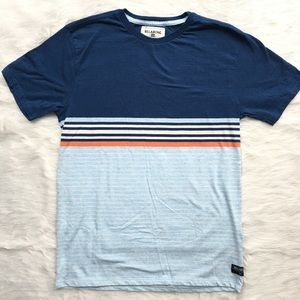 Billabong Striped Tee Shirt