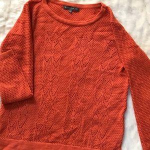 NWOT Brixon Ivy Stitch Fix Pointelle Sweater