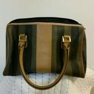 Fending satchel bag