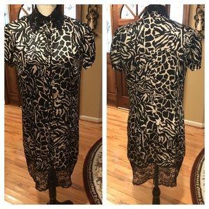 BISOU BISOU unique and beautiful dress
