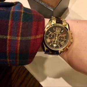 Michael Kors Bradshaw Chronograph Watch MK5696