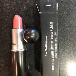 MAC amplified crime lipstick COSMOS