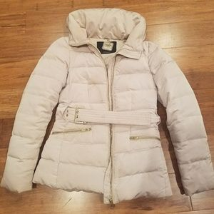 Zara women down jacket XS