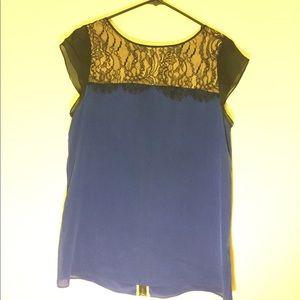 Anthropologie Leifsdottir brand blouse