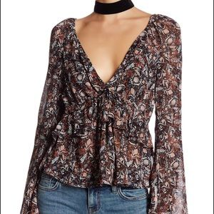 Free people blouse