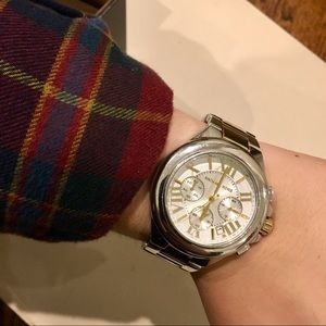Michael Kors Camille Chronograph Watch MK5653