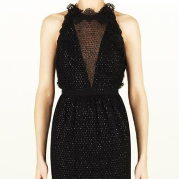 Gucci Dresses | Sequin Embellished Gown Nwt Size Us4it40 | Poshmark