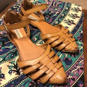 Steve Madden Flats with Strap